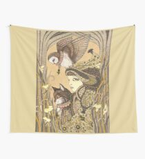Harmony - 3 Of Charms Wall Tapestry