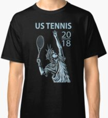 American US Open Tennis 2018 NYC - New York Classic T-Shirt