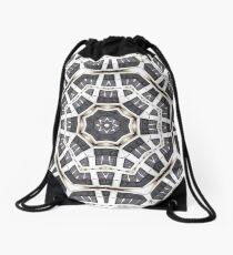 Auburn Delight (square) Drawstring Bag