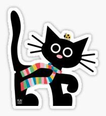 CAT by KAI Copenhagen Sticker