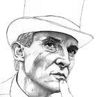 Sherlock Holmes by Paul  Nelson-Esch