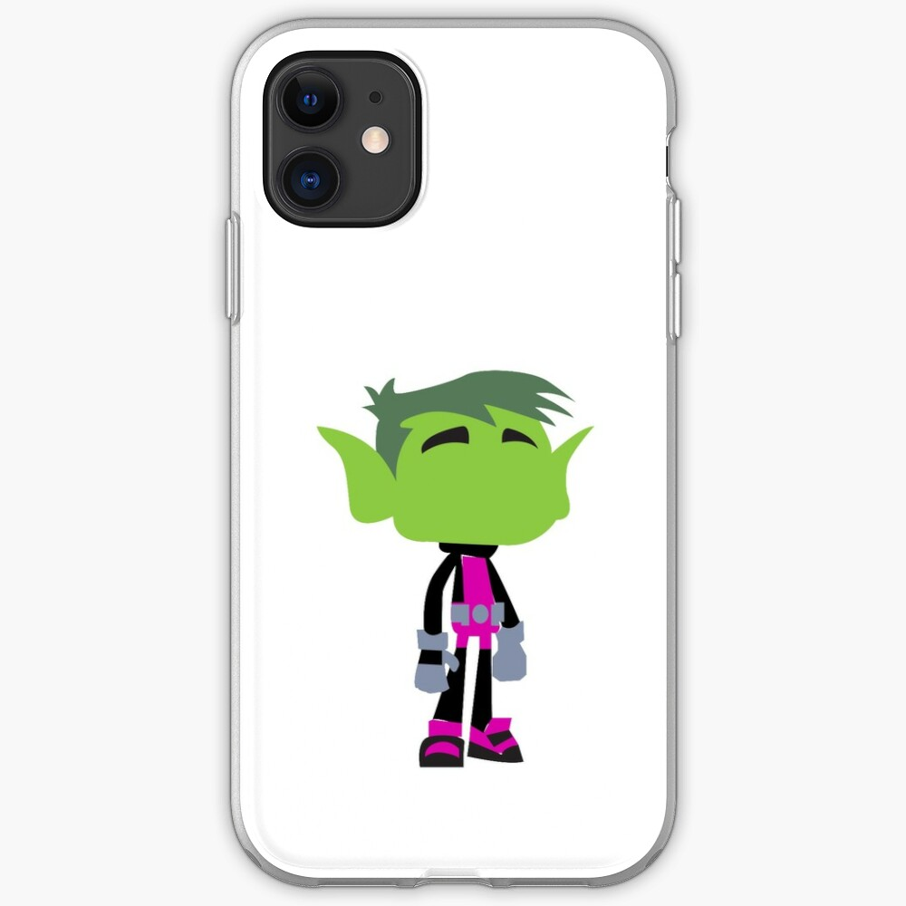 Teen Titans Go iphone case