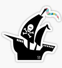 SHIP by KAI Copenhagen Sticker