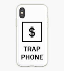 Trap phone iPhone Case
