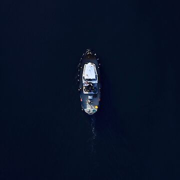 Tug Boat Life by The-Drone-Man