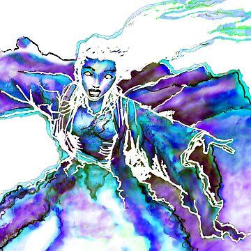 The Snow Queen by robertemerald