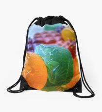 Fruit Gums Drawstring Bag
