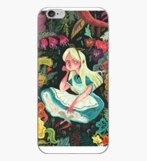 Alice in Wonder iPhone Case
