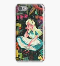 Alice in Wonder iPhone Case/Skin
