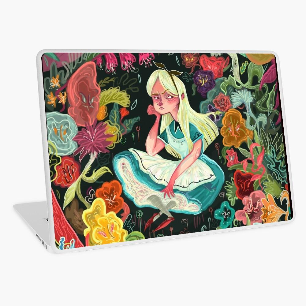 Alice in Wonder Laptop Folie