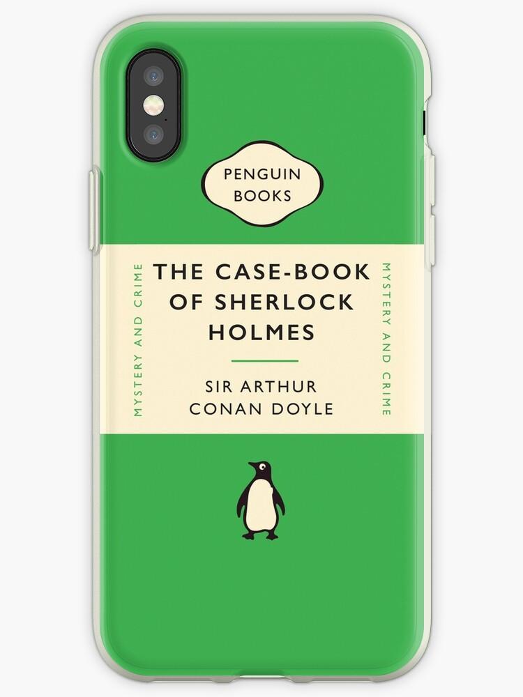iphone xs case penguin