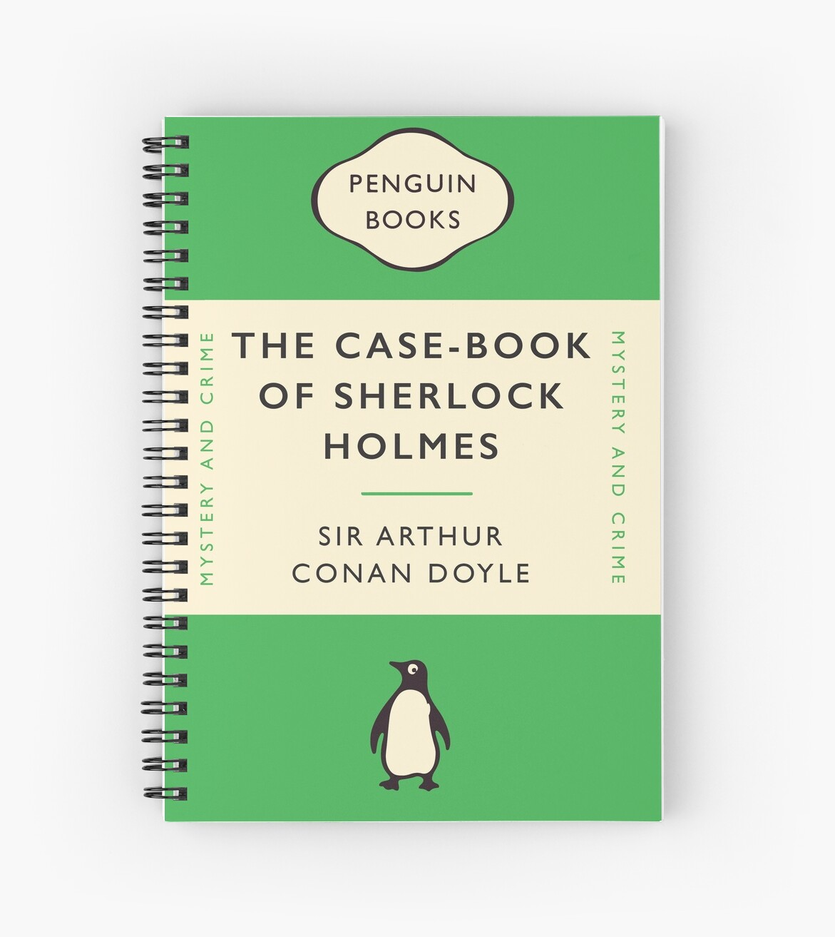 Penguin Classics The Case-Book of Sherlock Holmes by LiteraryGifts