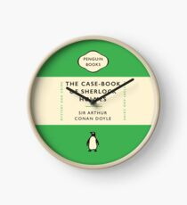 Penguin Classics The Case-Book of Sherlock Holmes Clock