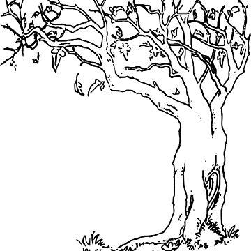Tree by FayeLangoulant