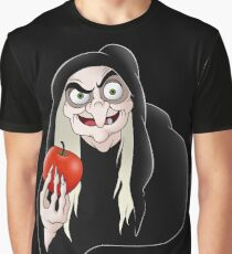 Evil queen witch  Graphic T-Shirt