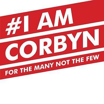 #I AM CORBYN by creativesinc