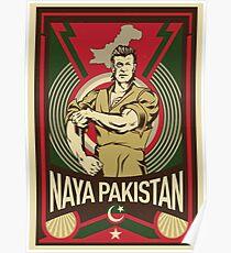 Naya Pakistan Poster