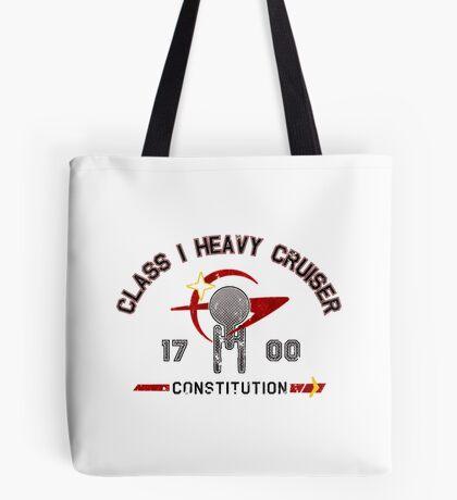 Heavy Class Cruiser Back - light Tote Bag