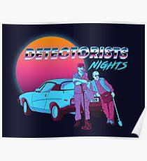 Detectorists Nights Poster