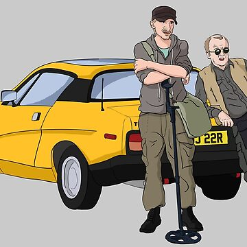 Detectorists - Lance & Andy - DMDC by wo0ze