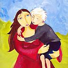 Mother and Child by Jennifer Rowlands
