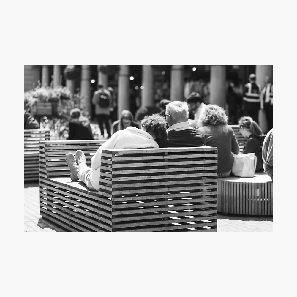 COVENT GARDEN, LONDON - 2018 Photographic Print