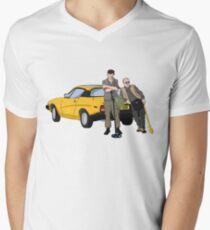 Detectorists - Lance & Andy - DMDC Men's V-Neck T-Shirt