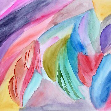 Let the Colors Flow! by lisavonbiela
