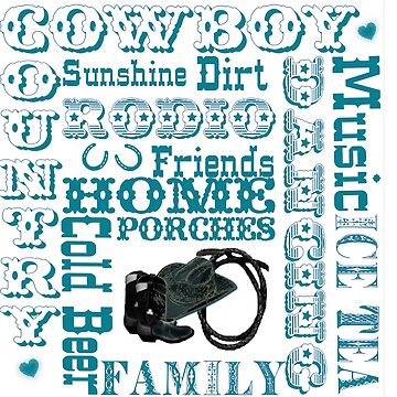 cowboy country   by Starlight1955