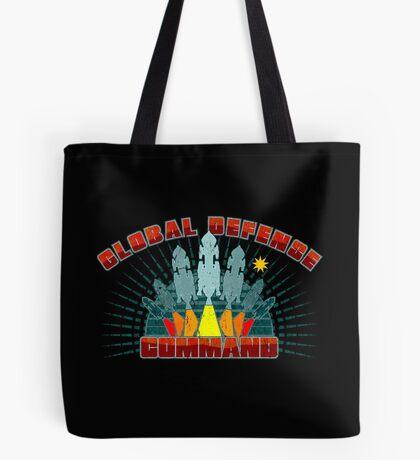 Global Defense Command - Dark Tote Bag
