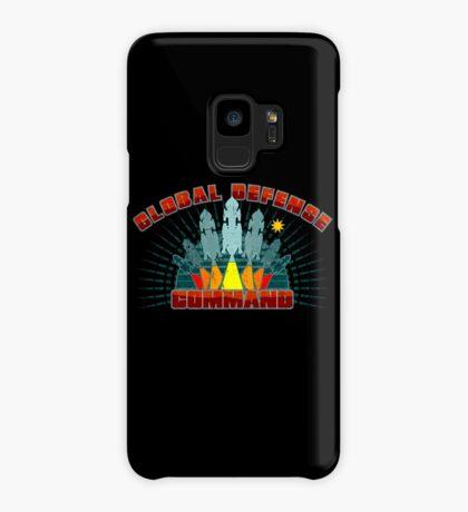 Global Defense Command - Dark Case/Skin for Samsung Galaxy