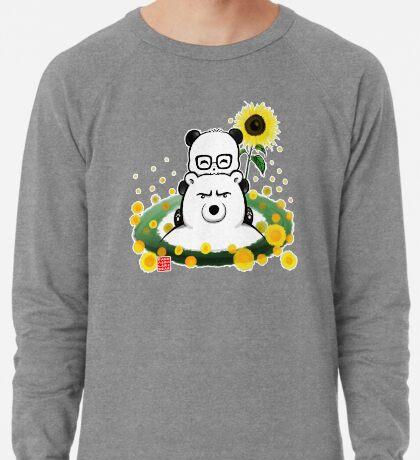 Bears and Sunflowers Lightweight Sweatshirt