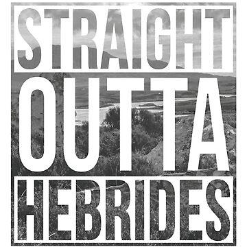 Straight Outta Hebrides by eldram