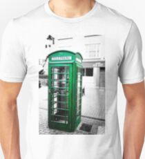 Irish Phone Booth T-Shirt