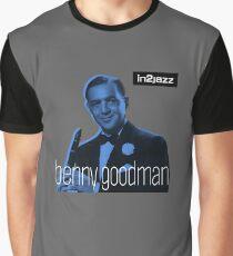 Benny Goodman - In2 Jazz Graphic T-Shirt