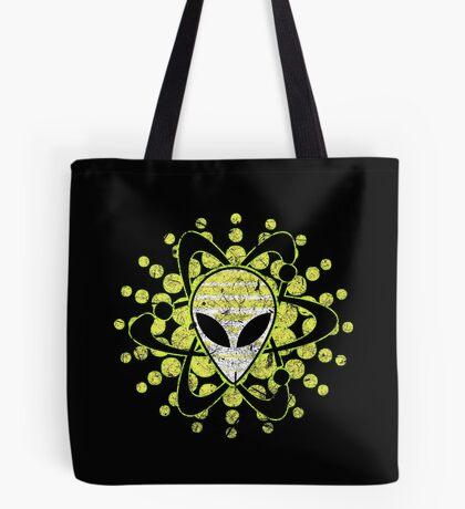 Atomic Alien - Dark Tote Bag