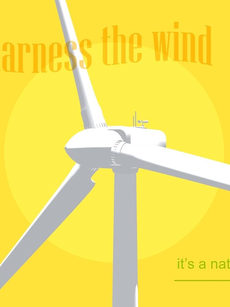 Harness The Wind von Ostar-Digital