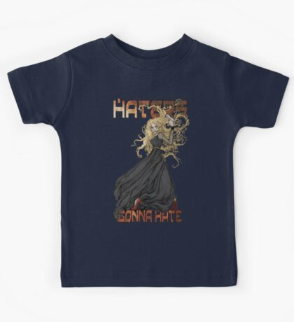 River Song: Haters Gonna Hate Kids Clothes