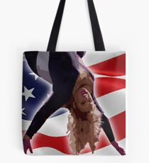 Fat Amy, 'Merica Tote Bag