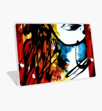 Lips of Dispersion colours Laptop Skin