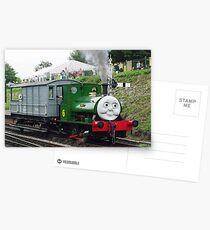 Percy Seems Perky ! Postcards
