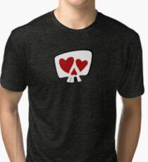 Misbehavin' Maidens Tri-blend T-Shirt
