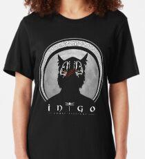 Inigo emblem (dark) Slim Fit T-Shirt