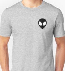 Black Alien 1 Unisex T-Shirt