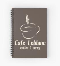 Cafe Leblanc Spiral Notebook