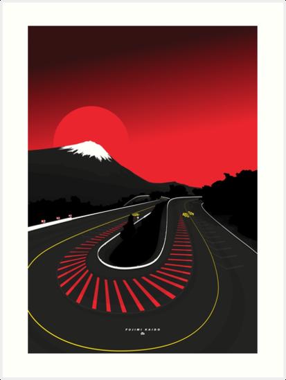 Fujimi Kaido by Alex Banks
