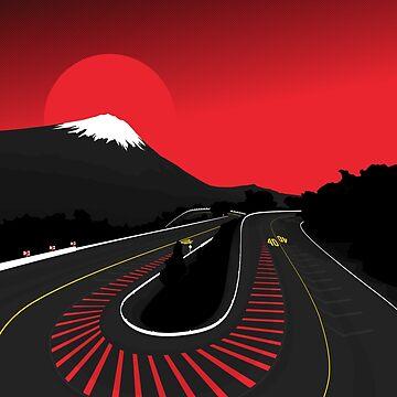 Fujimi Kaido by alex-banks