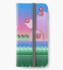 Kirby Level One iPhone Wallet/Case/Skin