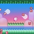 Kirby Level One by likelikes