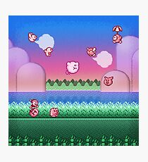 Kirby Level One Photographic Print